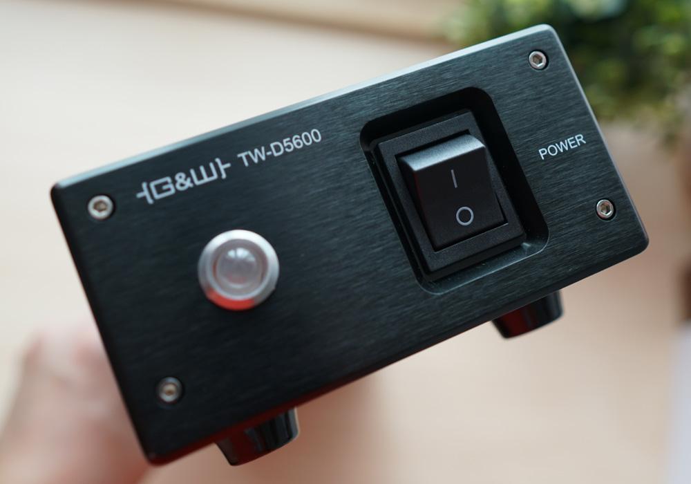 G&W TW-D5600 Hifi Audio Pure AC Power Filter Socket Gw_0210