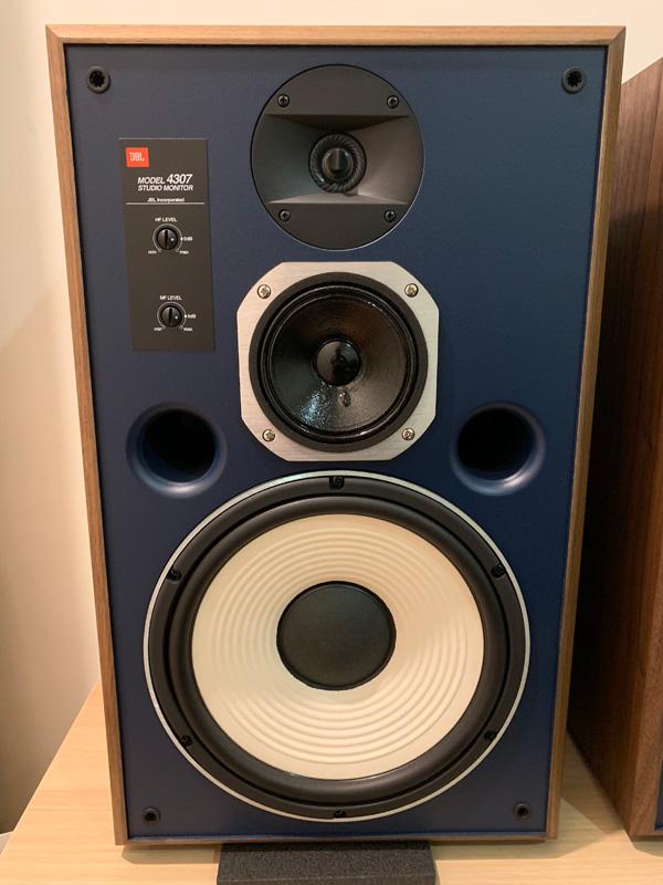 [SOLD] JBL 4307 Studio Monitor Loudspeaker ( Apr 26 - added more photo) Jbl43_12