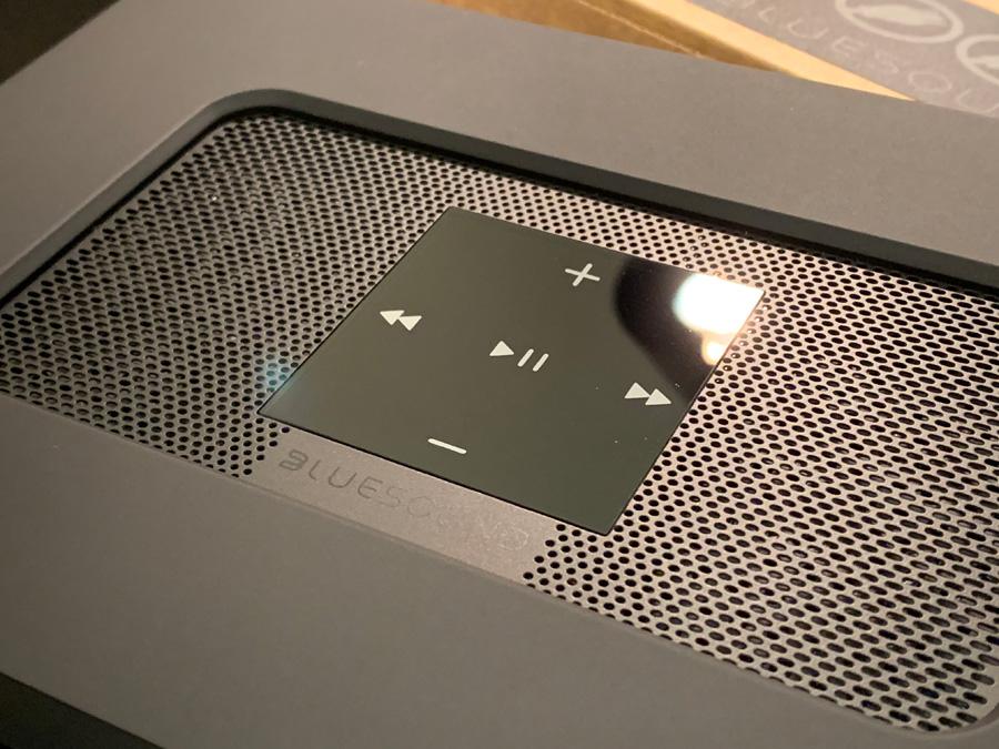 [SOLD] Bluesound - Node 2i - Hi-Res Music Streamer Node2i12