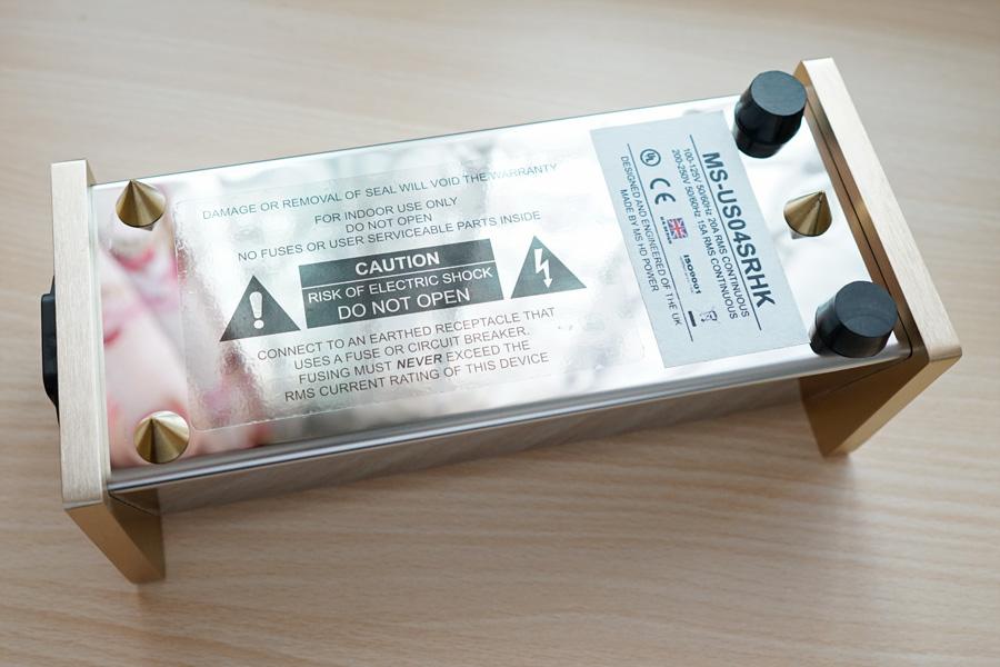 [SOLD] MS HD Power MS-US04SRHK 78K Rhodium 4-Ways US Filter Socket Rhk_0510