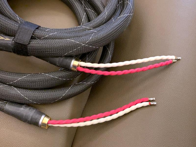 [SOLD] TIGLON TCS - 2.5S speaker cable (2.5 m / pair) Tig_0311