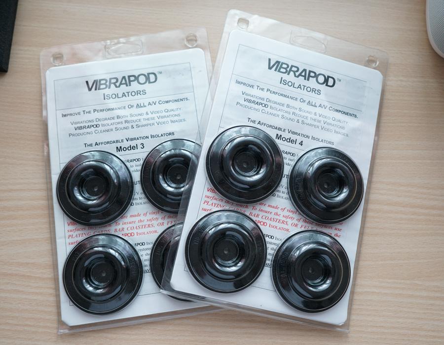 Vibrapod Isolators ( Model 3 & Model 4 ) Vibra_11