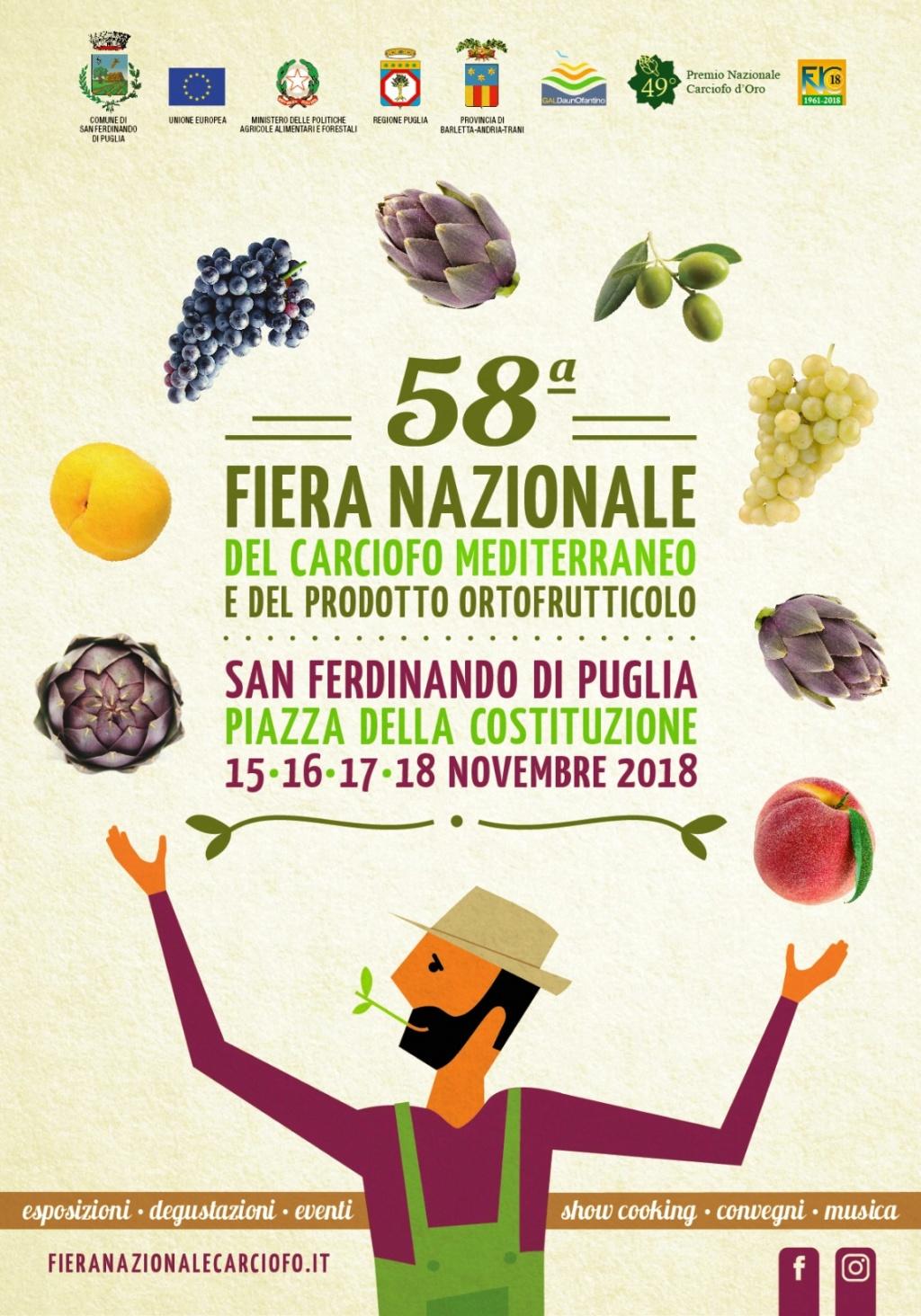 Fiera del Carciofo - San Ferdinando di Puglia Locand10