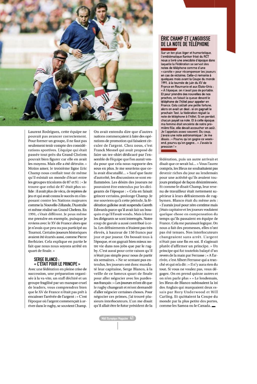 Le Pognon et le Rugby - Page 2 213