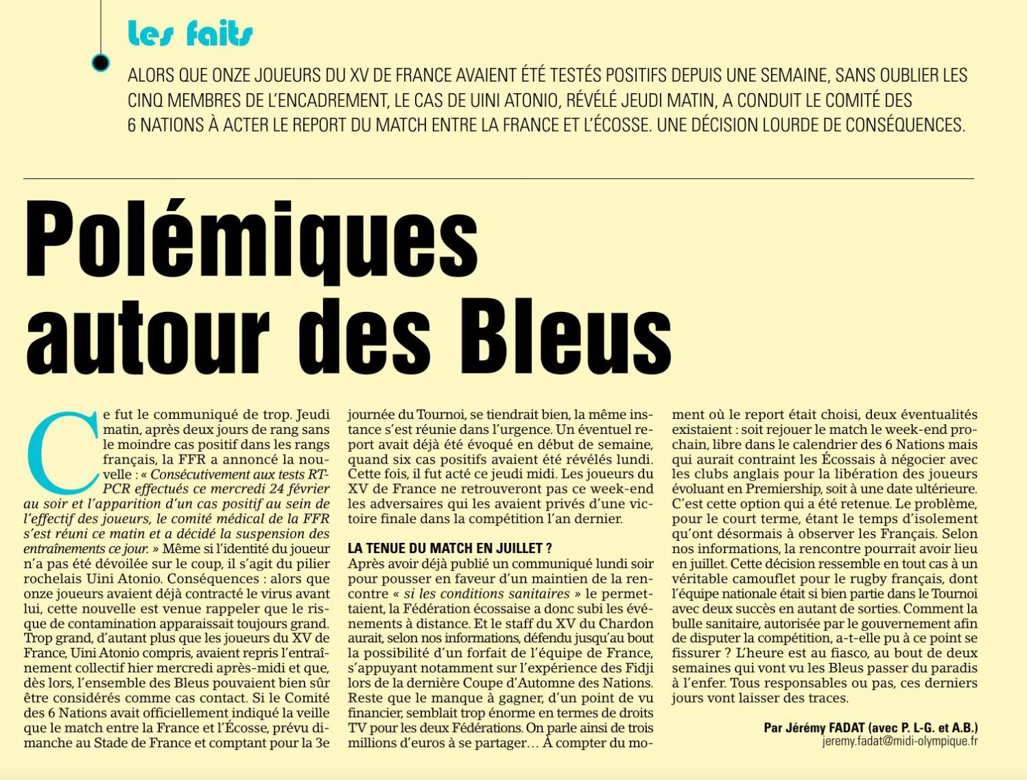 Le XV de France (partie 3) - Page 6 Capt1009