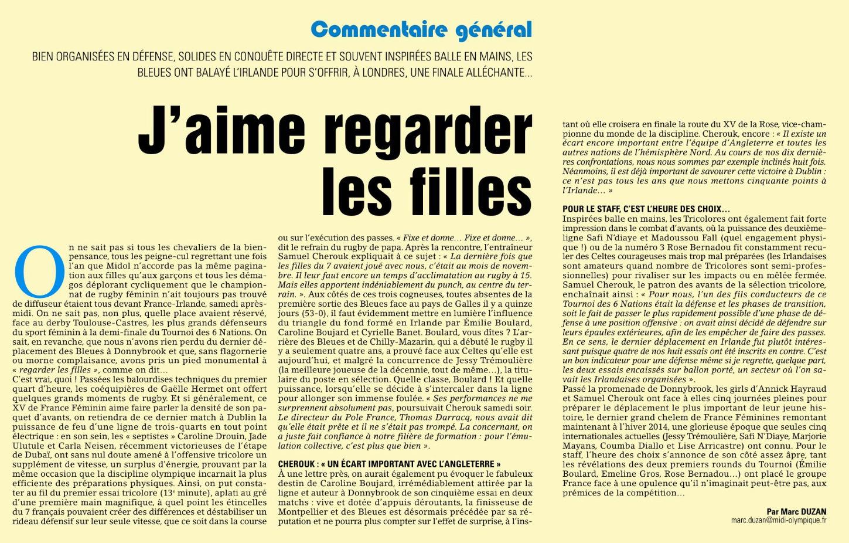 XV de France féminin - Page 3 Capt1207