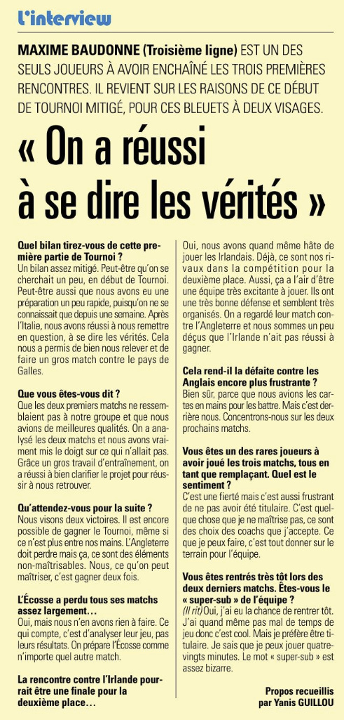 Equipes de France Jeunes - Page 12 Capt1374