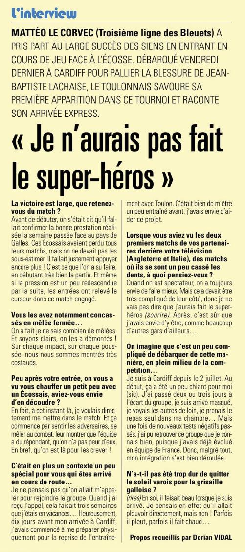 Equipes de France Jeunes - Page 12 Capt1387