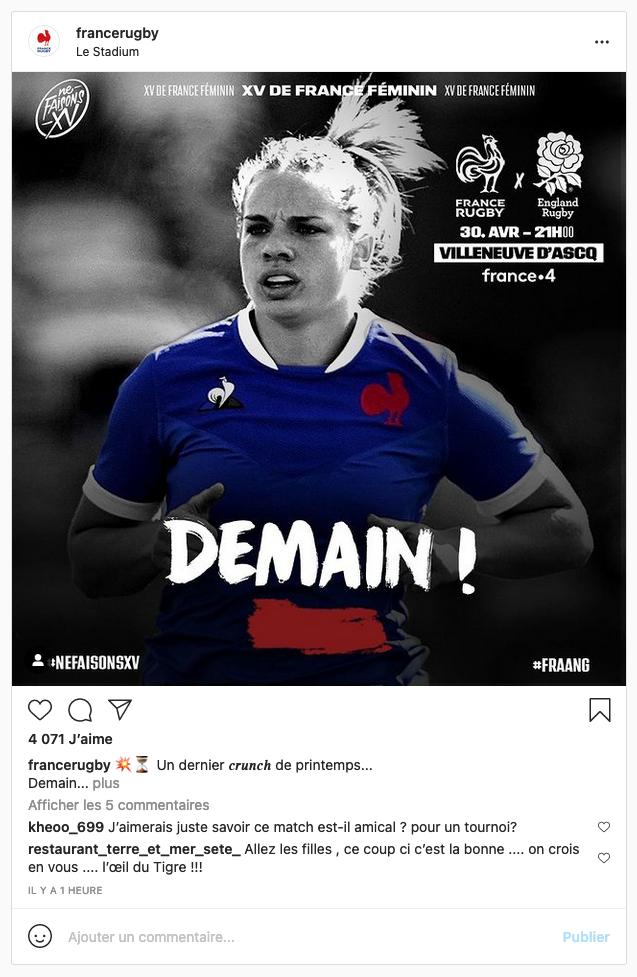 XV de France féminin - Page 5 Capt2017