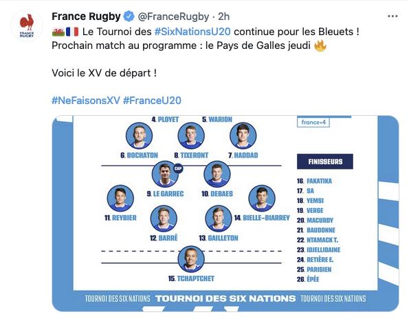 Equipes de France Jeunes - Page 11 Capt2411