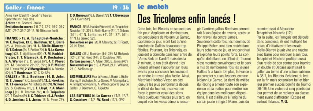 Equipes de France Jeunes - Page 12 Capt2432