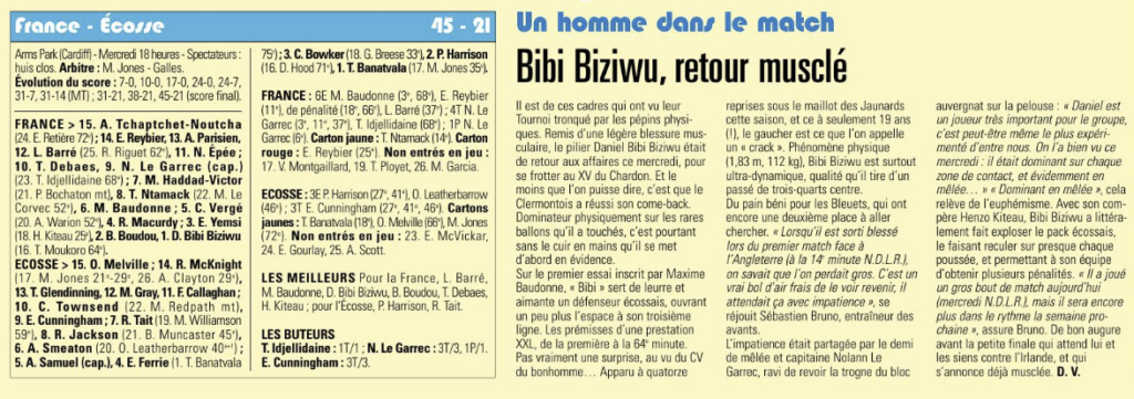 Equipes de France Jeunes - Page 12 Capt2452