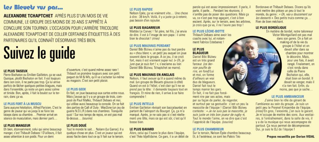 Equipes de France Jeunes - Page 12 Capt2463