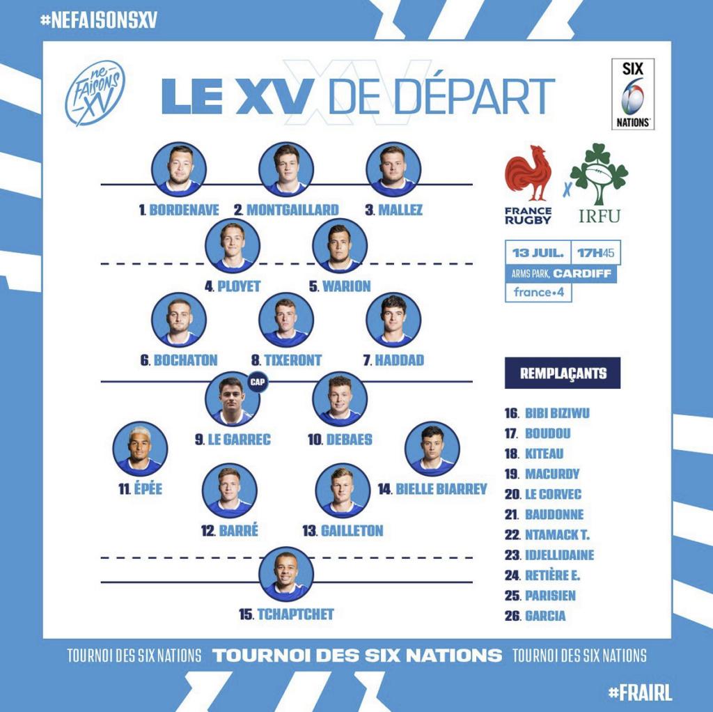 Equipes de France Jeunes - Page 12 Capt2473