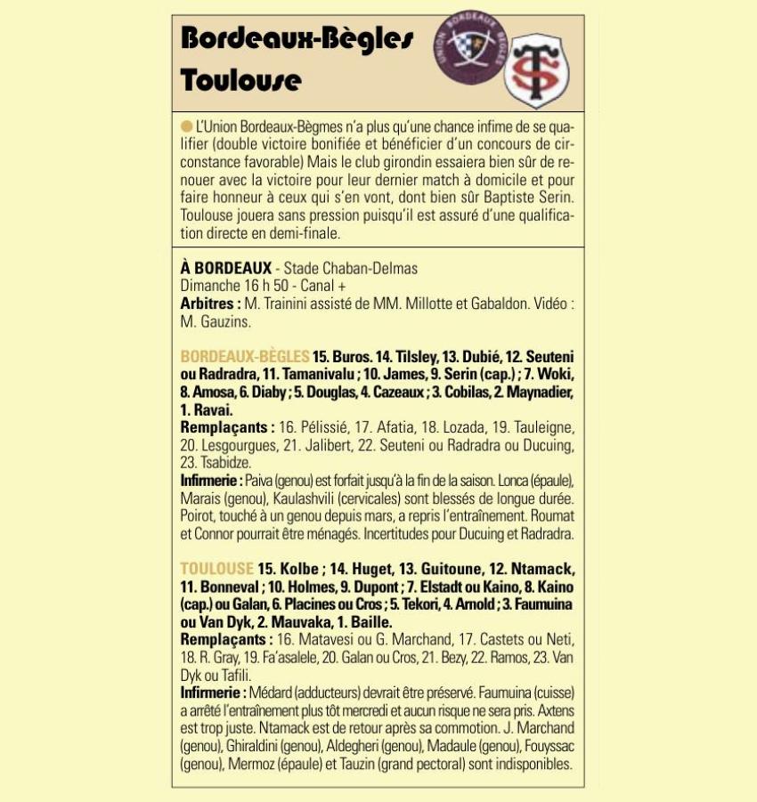 Top 14 - 25ème-journée : UBB/ST - Page 3 Captu148