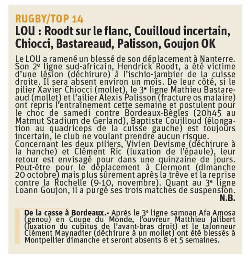 Top14 - 6ème journée : LOU / UBB - Page 2 Captu184