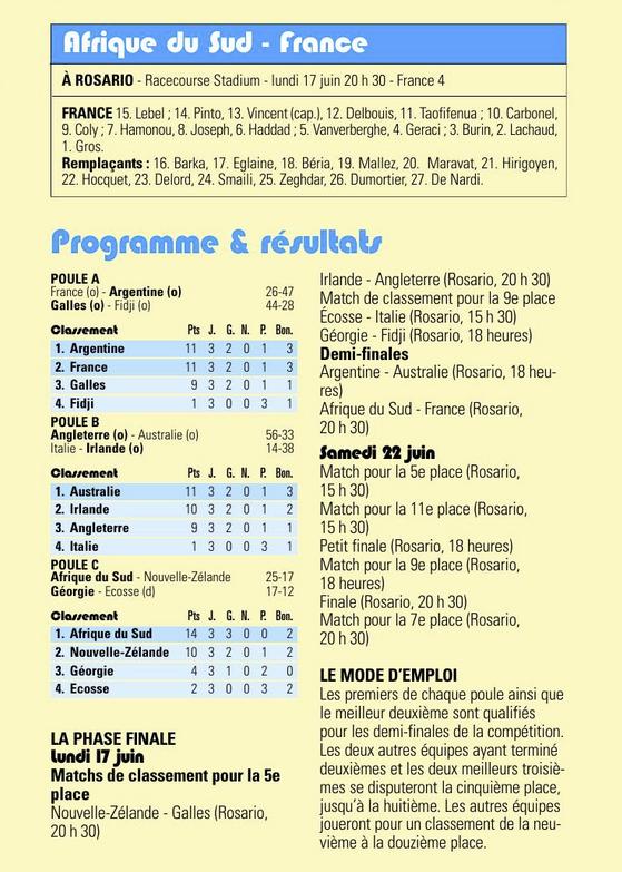 Equipes de France Jeunes - Page 5 Captu189