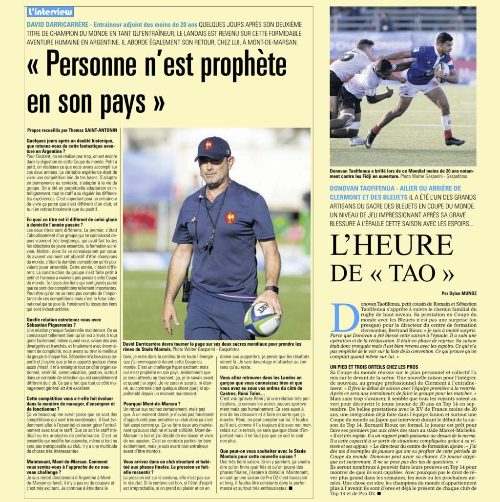 Equipes de France Jeunes - Page 6 Captu208