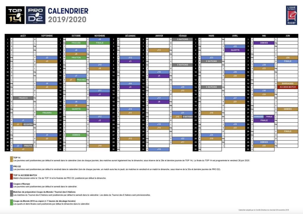 Calendrier 2019-2020 Captu231
