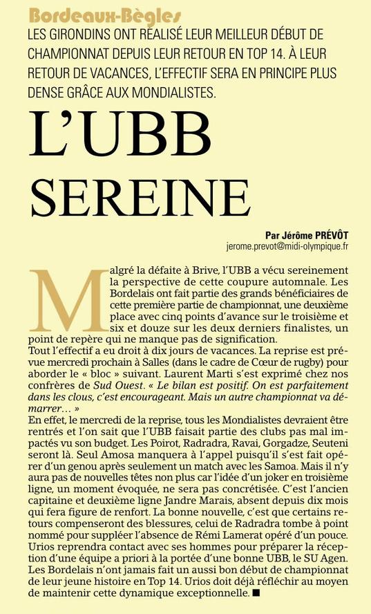 Top14 - 9ème journée : UBB / Agen - Page 2 Captu252