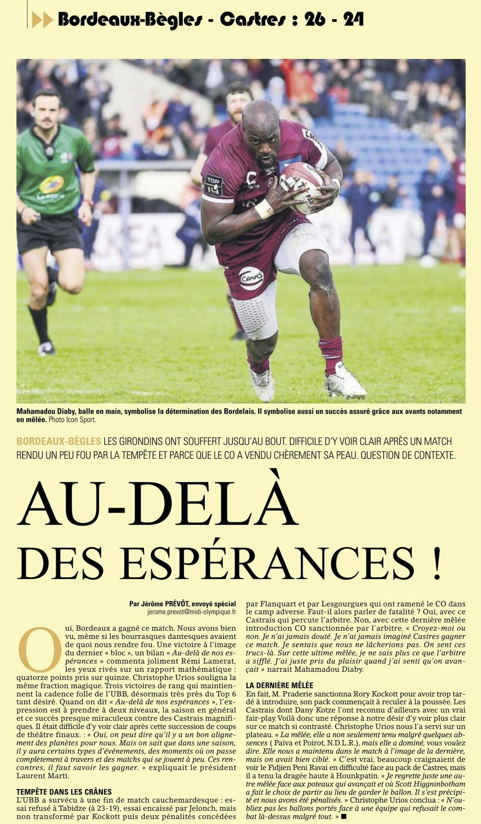 Top14 - 17ème journée : UBB / Castres - Page 10 Captu519