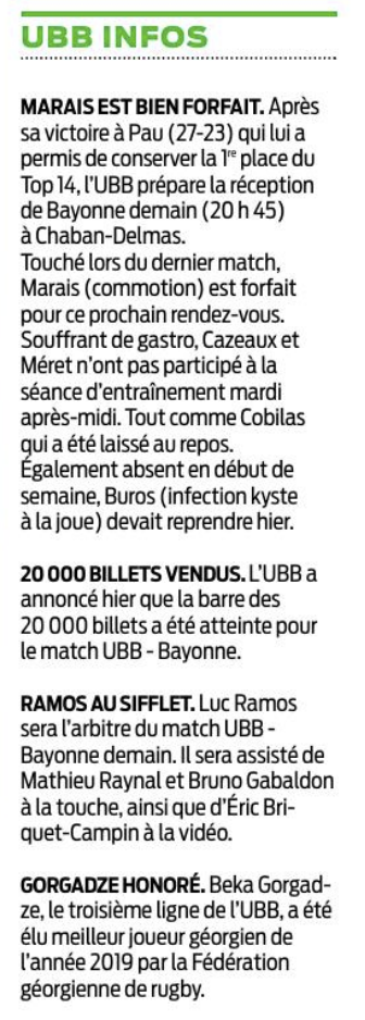 Top14 - 13ème journée : UBB / Aviron Bayonnais - Page 4 Captu666