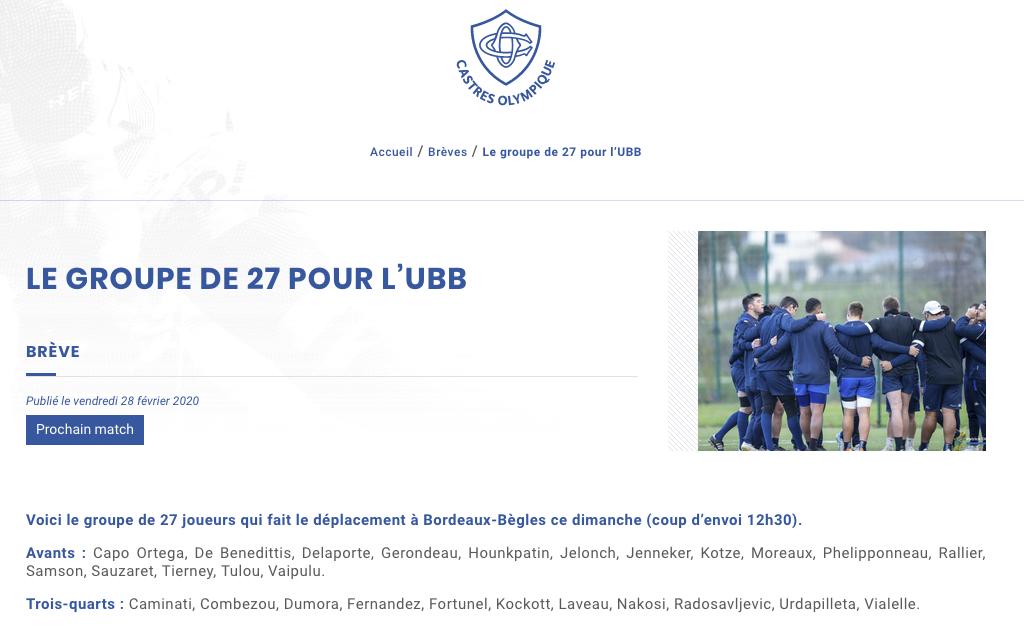 Top14 - 17ème journée : UBB / Castres - Page 4 Captu955