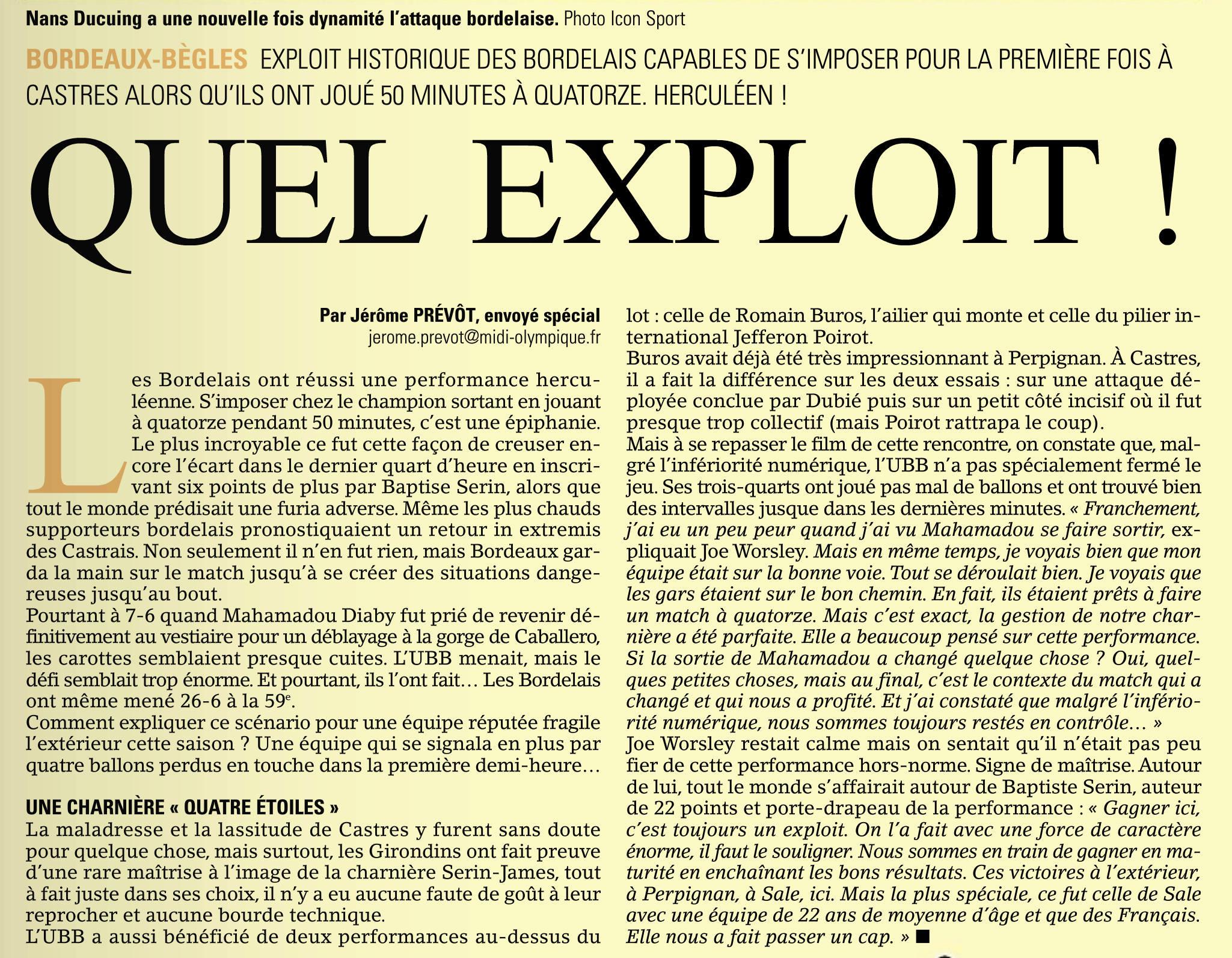 Top14 - 12ème journée : Castres / UBB - Page 4 Captur13