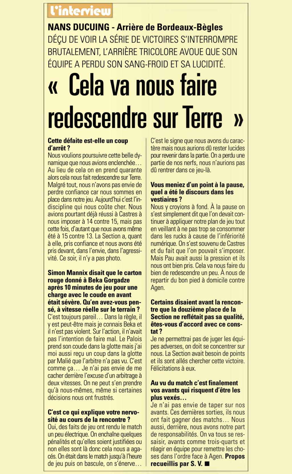 Top14 - 14ème journée : Pau / UBB - Page 11 Captur15