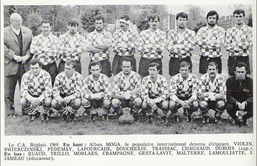1969 - 8e titre de CDF de l'Union Captur32