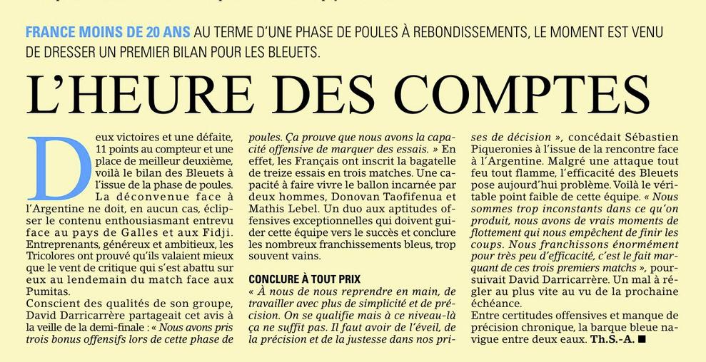 Equipes de France Jeunes - Page 5 Captur45