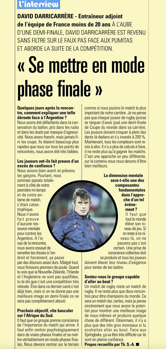 Equipes de France Jeunes - Page 5 Captur46