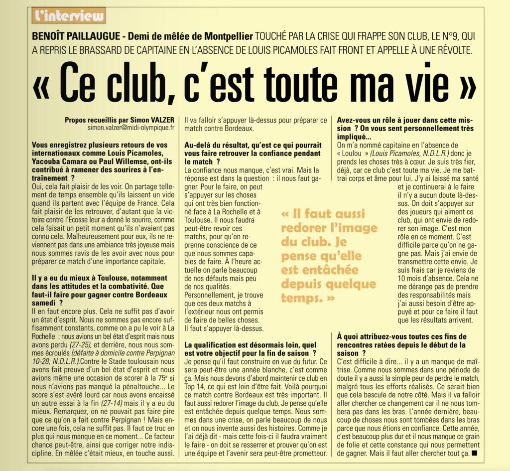 Top 14-18ème journée : Montpellier/UBB - Page 2 Captur59