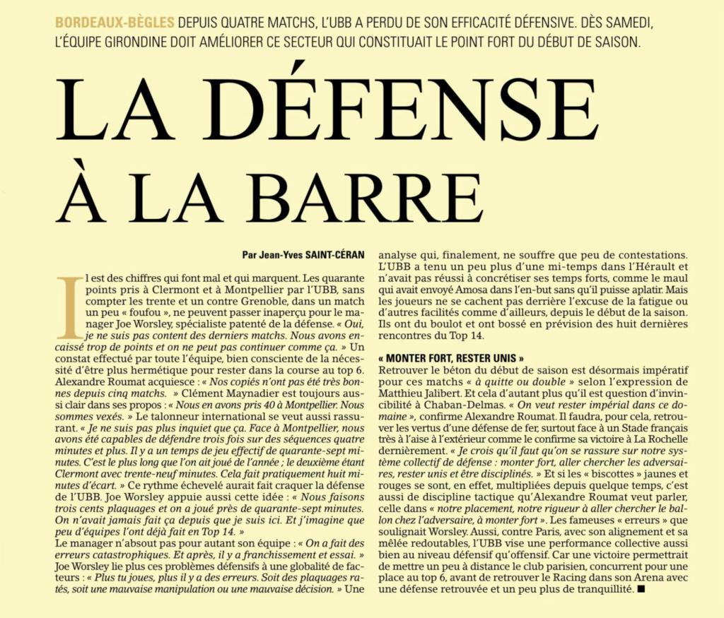 Top 14-19ème journée : UBB/Stade Français - Page 2 Captur70