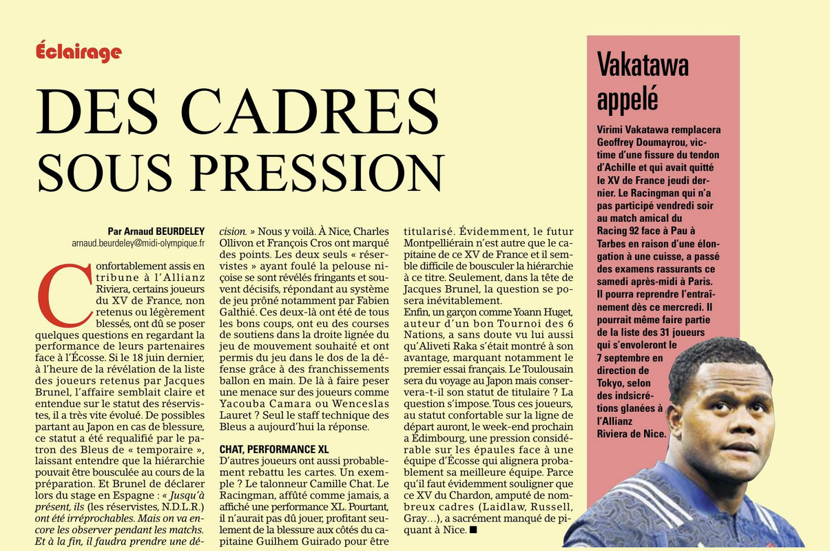 Le XV de France - Page 20 Captur85
