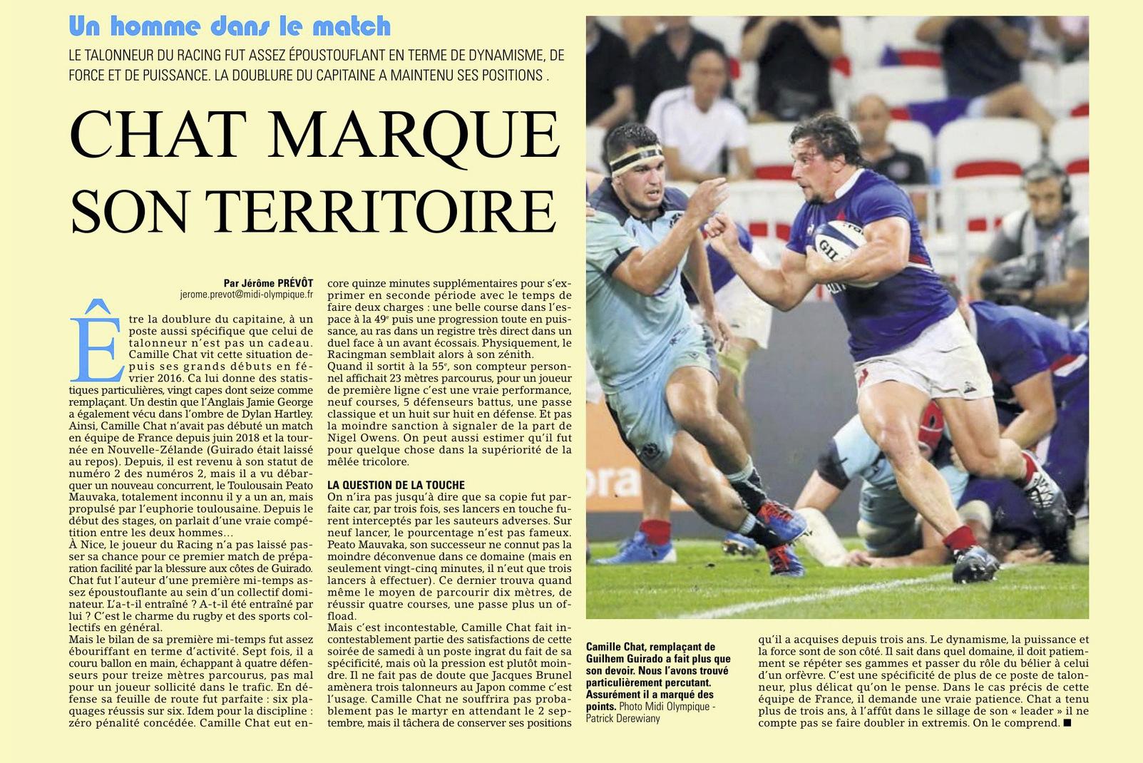 Le XV de France - Page 20 Captur89