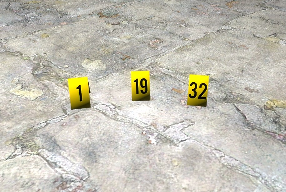[Refusée] Ajout de plots pour scène de crime Plot210