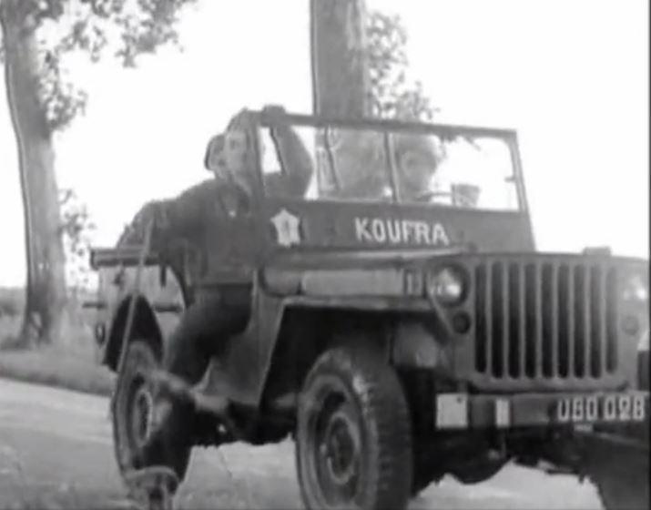 Jeep du Général Leclerc, projet de décals au 35e 08002810