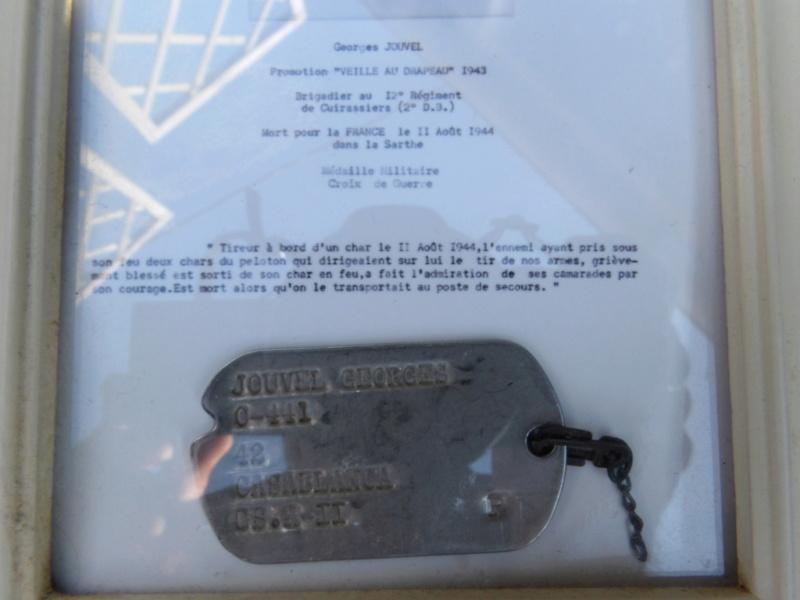 Tireur du 12 cuir Jouvel Georges, tué le 11 Aout 44  100_0810
