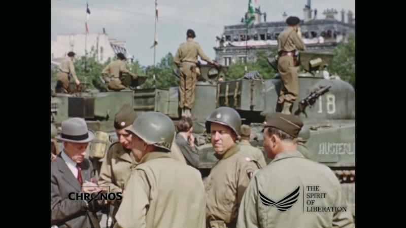 Taille et position des marquages d'un Sherman de la 2ème DB  - Page 2 2cie_012