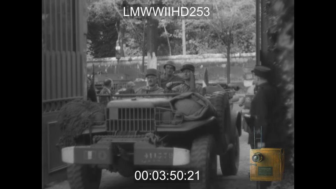Jeep du Général Leclerc, projet de décals au 35e 41177910