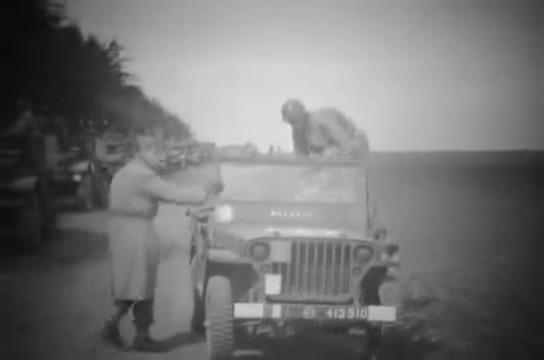 Vidéo du 1er RMSM en juillet 1944 - Colonel Rémy 41351010