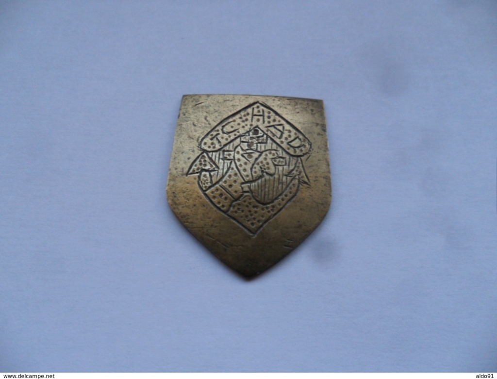 insigne régiment du Tchad 476_0010