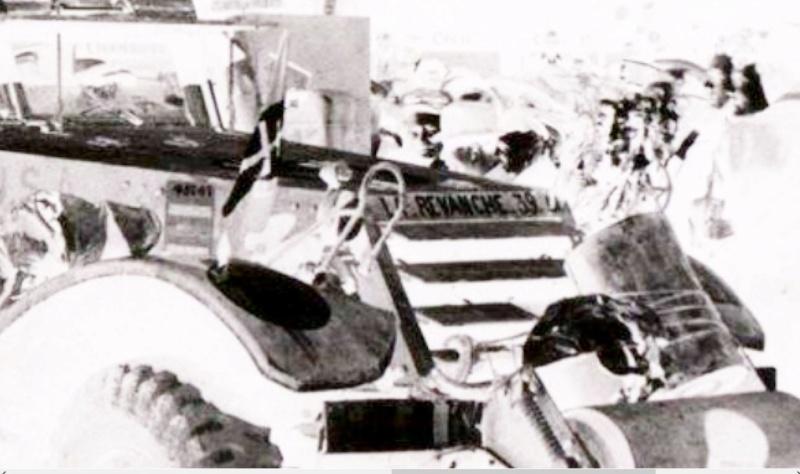 """""""Jeannette"""" Harley Davidson WLA de Daniel Guery en maquette 49841_10"""