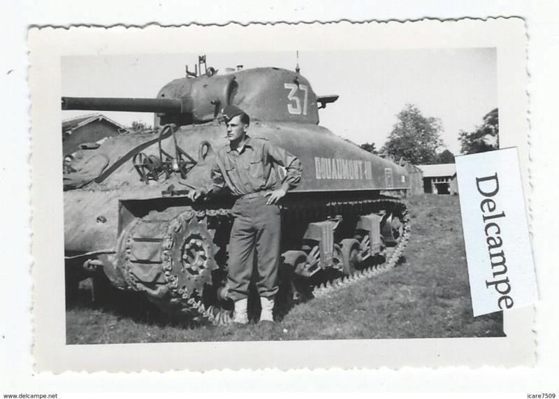 Taille et position des marquages d'un Sherman de la 2ème DB  539_0010