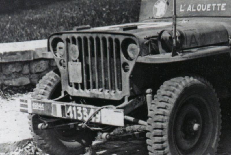 tentative de reconstitution jeep Alouette 64radb10