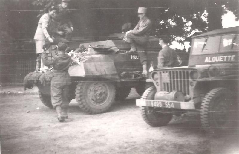 tentative de reconstitution jeep Alouette 90509_10