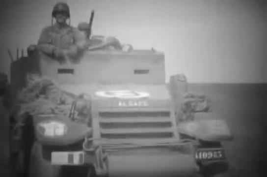 Vidéo du 1er RMSM en juillet 1944 - Colonel Rémy Alsace10