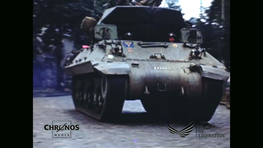 "Tank Destroyer ""Le Simoun "" Audaci10"