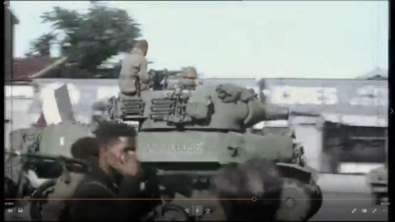 Taille et position des marquages d'un Sherman de la 2ème DB  - Page 2 Captur18